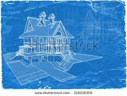 blueprints for house 3d house plans stock images royalty free images vectors