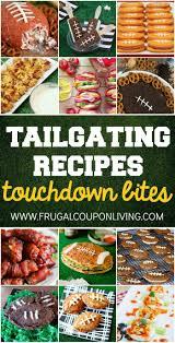 tailgating recipes and football food ideas food ideas