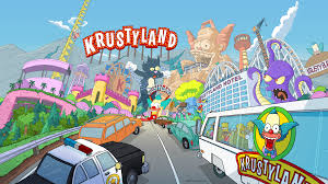 krustyland decorationsthe simpsons tapped out addictsall things