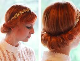 easy vintage hairstyles vintage updo hairdo tutorial easy updo hairstyles for prom