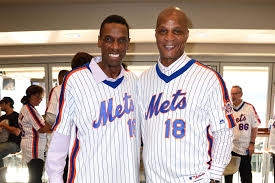 The Doc And Darryl Mets - doc gooden has drug addiction darryl strawberry says si com