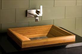 bamboo bathroom design cool l bamboo vanity cabinet undermount