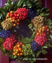 festive wreath ideas for