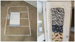 Over Door Closet Organizer - duo ventures organizing the linen closet