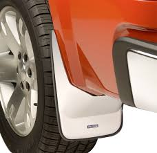 Ford F150 Truck Mud Guards - putco stainless steel mud flaps