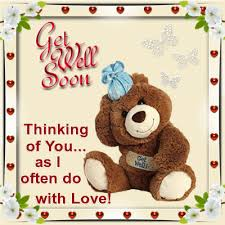 feel better bears send this get well soon teddy to your loved ones to make