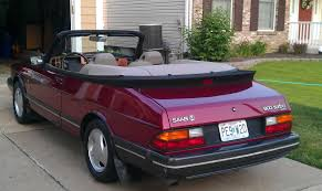 saab 900 convertible 1993 saab 900 turbo convertible 2 door 2 0l for sale in grover