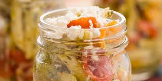 best pasta salad in a jar recipe how to make pasta salad in a jar