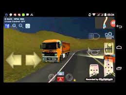 game pc mod indonesia grand truck simulator android mod indonesia youtube