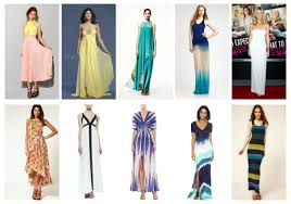 summer maxi u0027s for your body type style a pastiche