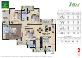 sikka sikkagroup sikka in kaamya greens flat in noida