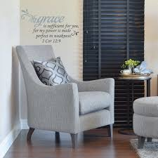 2 corinthians 12 9 my grace is sufficient for you wall decal 2 corinthians