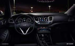 Ford Escape Interior - 2017 hyundai tucson vs ford escape superior hyundai
