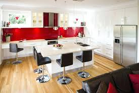 black and white kitchen curtains cool red black and white kitchen