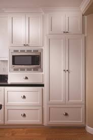 Mocha Shaker Kitchen Cabinets Kitchen White Cabinets White Shaker Cabinet Doors Backsplash
