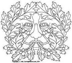 free leather tooling patterns yahoo image search results