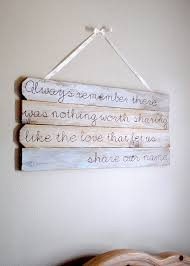wall decor made of wood reclaimed wood diy projects for home