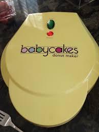 baby cakes maker kid favorite gluten free healthy breakfast donuts fearless dining