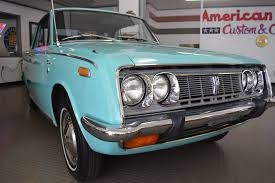 pre owned 1969 toyota corona coupe rare collector car fully