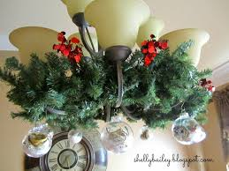 shelly bailey christmas table and dining room decorations