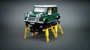 lego mini cooper sariel pl walking mini cooper