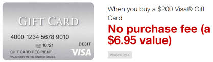 best deals on gift cards staples no fee visa gift card deal earn unlimited credit card