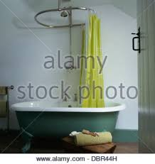 Shower Curtain For Roll Top Bath Chrome Shower Above Bath In White Shower Curtains In A White