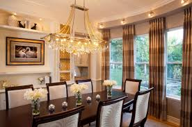 glamorous modern dining room before and after robeson design san