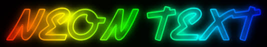 neon light font generator picture to people glow neon text effect generator online