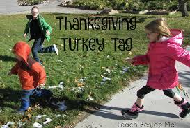 thanksgiving pe games thanksgiving turkey tag teach beside me