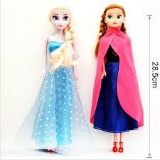 sale princess elsa anna doll snow queen children girls toys