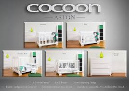 Cocoon Convertible Crib Cocoon Furniture Home