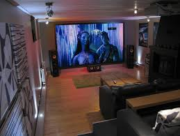 Home Theater Decorating Ideas On A Budget Not A Bad Seat In The House Diy Home Theater With Elevated