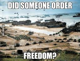 D Day Meme - never yet melted d day