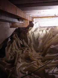 crawl space encapsulation basement waterproofing basement