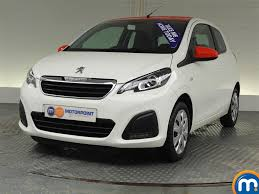 peugeot nearly new cars used peugeot 108 for sale second hand u0026 nearly new cars
