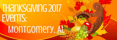 what to do for thanksgiving in the alabama river region