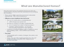 cost per square foot to build a home ecn capital ecncf acquires triad financial services slideshow