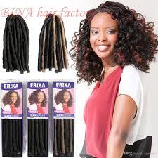 Braid Hair Extensions by Wholesale 100 Kanekalon Fiber Max Softex Dread Locks Synthetic