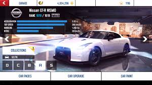 nissan gtr starting price asphalt 8 nissan gt r nismo max upgrade 40 price youtube