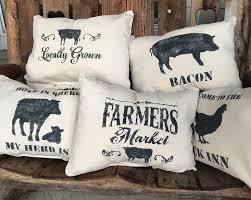 farmhouse pillows the pink pinecone studio pinterest pillows