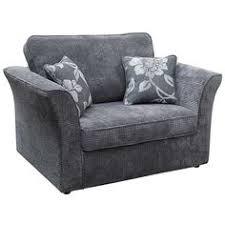 sloucher white faux leather single futon chair bed decor