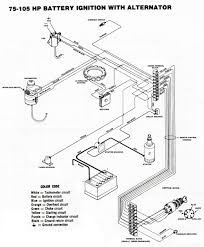 hp wiring schematic mastertech marine chrysler force outboard
