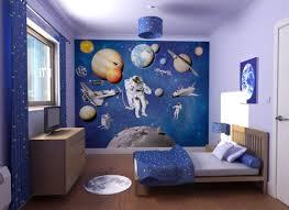 chambre enfant espace walltastic papier peint décoration chambre enfant espace