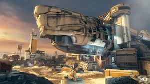 Halo Reach Maps New Halo 5 Maps Details Tyrant Arena And Skirmish At Darkstar