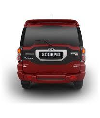 mahindra mahindra the new generation scorpio s10 book for rs 20 000