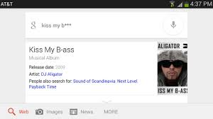 these are the filthy words google voice search doesn u0027t want to