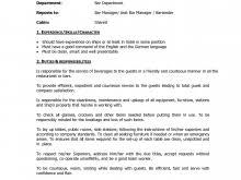 waitress job cover letter example resume for waitress position free resume