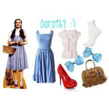 Dorthy Halloween Costumes Gothic Dorothy Wizard Oz Black Gingham Dress Halloween Costume