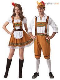 oktoberfest costumes mens oktoberfest bavarian fancy dress costume couples
